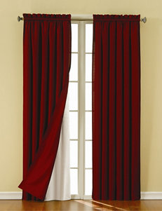 Eclipse White Curtains & Drapes