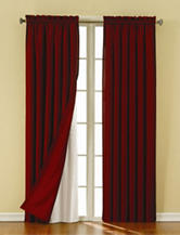 Eclipse Blackout Thermaliner Window Curtain Liner Pair