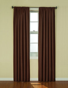 Eclipse Brown Curtains & Drapes