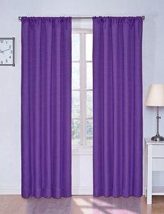 Eclipse Purple Curtains & Drapes