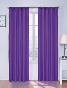 Eclipse Purple Curtains & Drapes Window Treatments