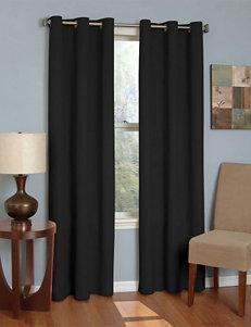 Eclipse Black Curtains & Drapes