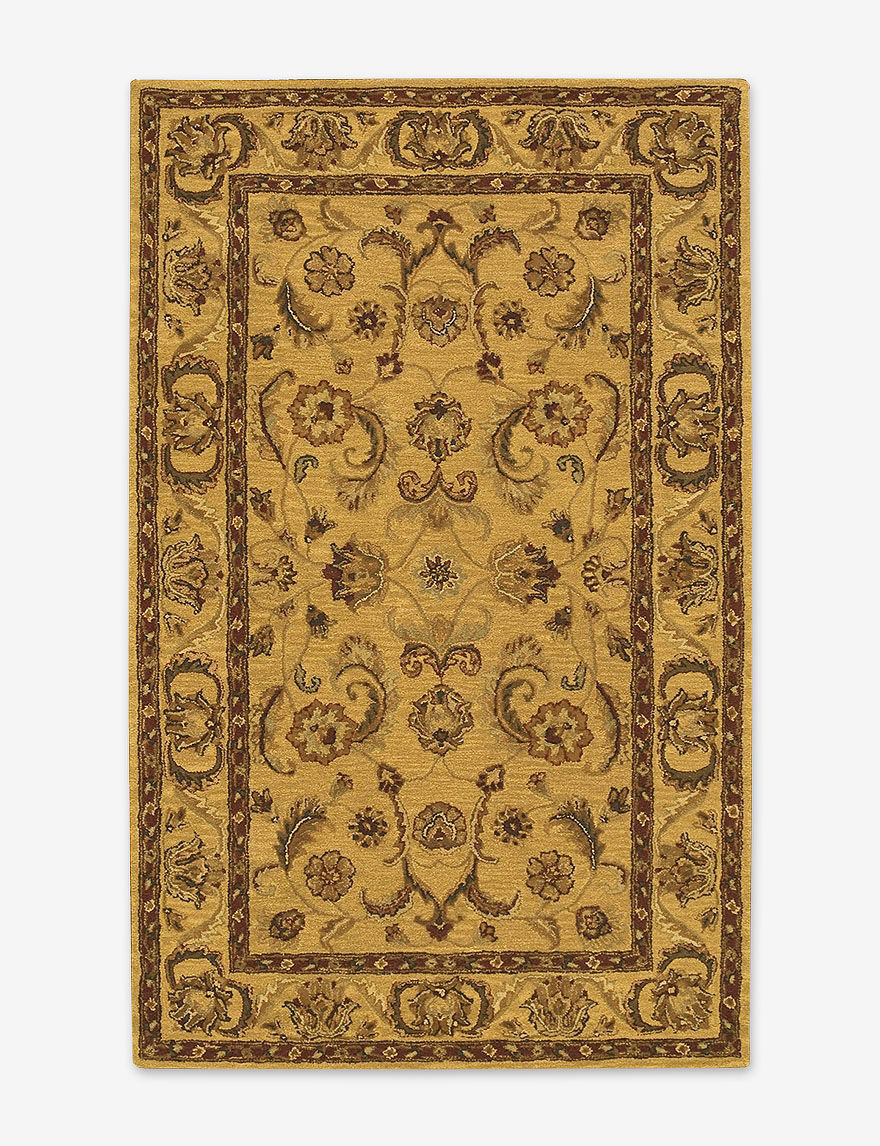 Nourison Gold Area Rugs Rugs