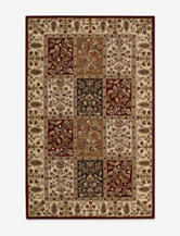 Nourison India House Traditional Squares Rug