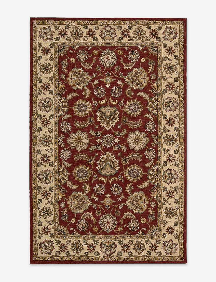 Nourison Red Area Rugs Rugs