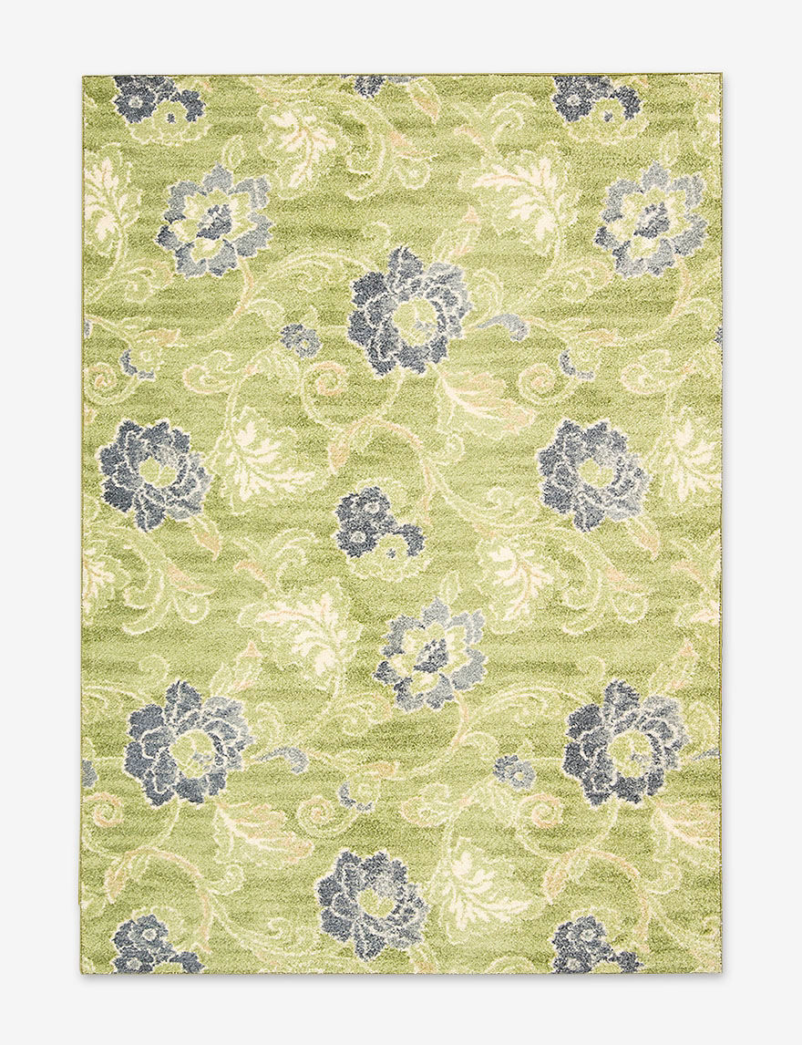 Waverly Green Area Rugs Rugs