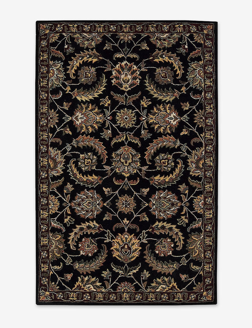 Nourison Black Area Rugs Rugs