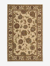 Nourison India House Traditional Ivory Rug