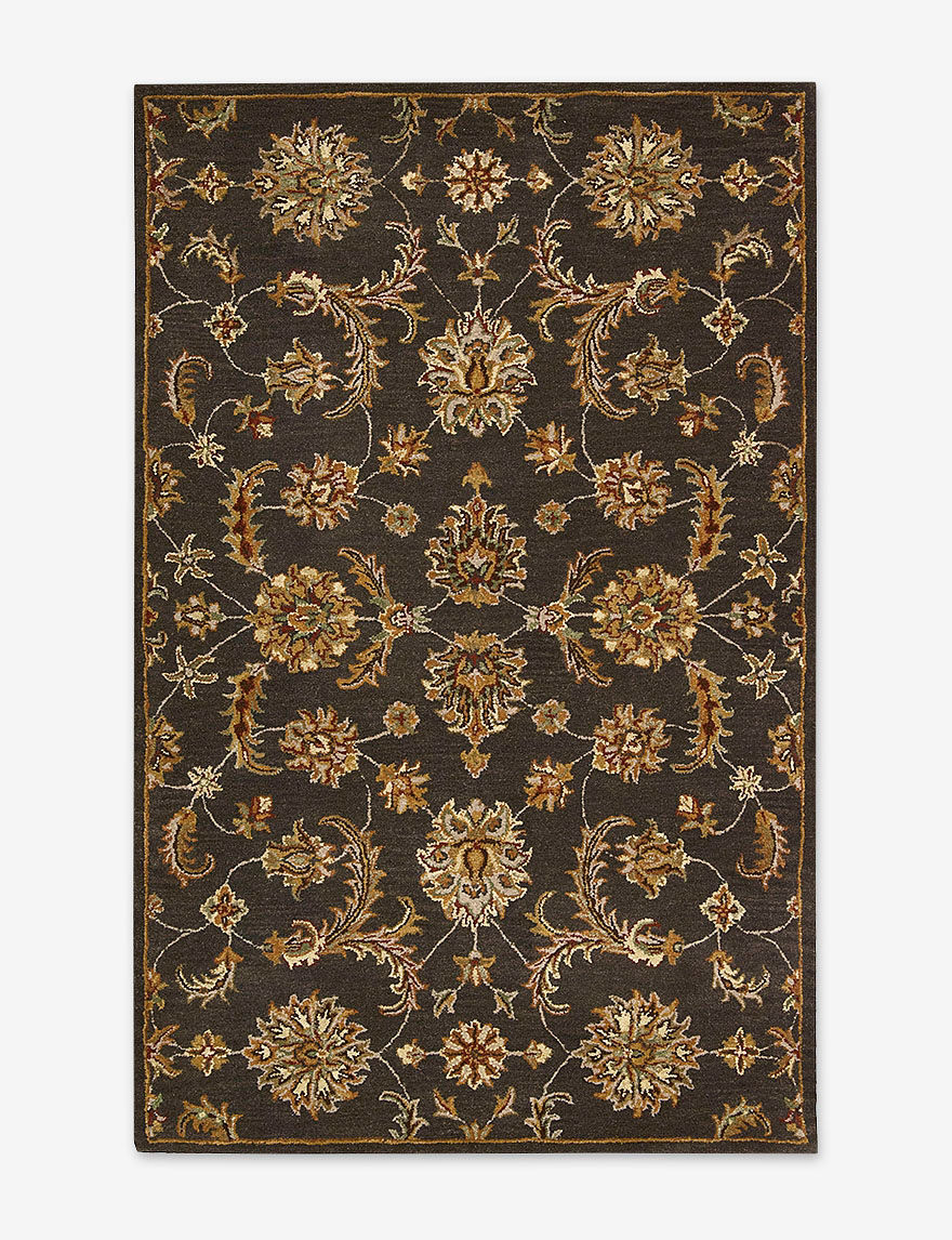 Nourison Grey Area Rugs Rugs
