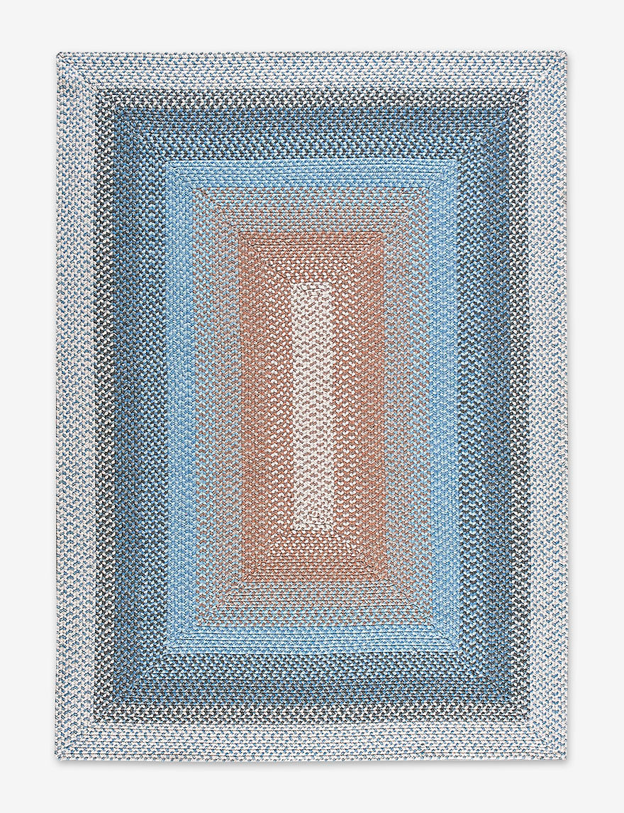 Nourison Blue Area Rugs Rugs