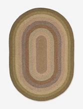 Nourison Craftworks Border Autumn Oval Rug