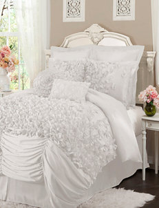 Lush Decor White Comforters & Comforter Sets