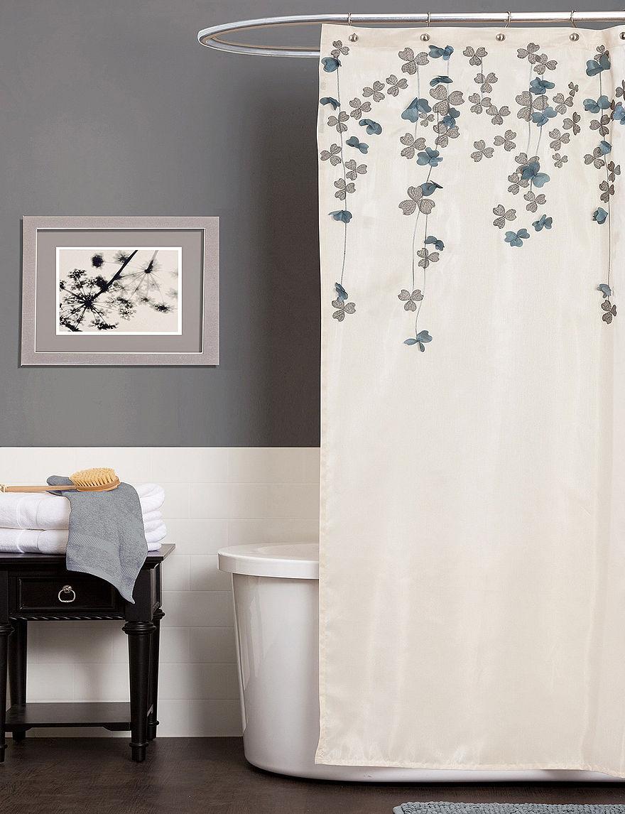 Lush Decor  Shower Curtains & Hooks