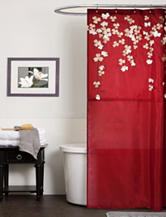 Lush Decor Flower Drops Shower Curtain