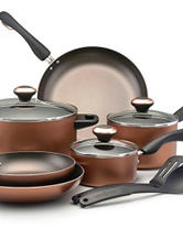 Paula Deen® 11-Pc. Nonstick Set Cookware Set