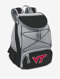 Picnic TIme Black Coolers Lunch Boxes & Bags Bookbags & Backpacks Camping & Outdoor Gear NCAA School & Office Supplies