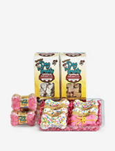 Foppers 178-pc. Pink Happy Birthday Dog Treat Gift Set