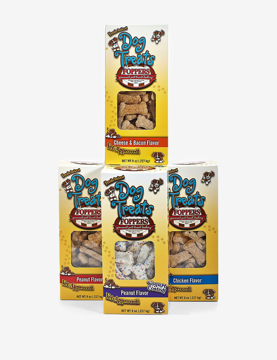 Foppers  Pet Treats & Toys