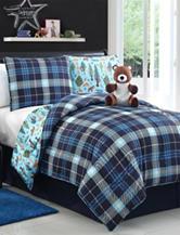 Victoria Classics Bear Brady Comforter Set
