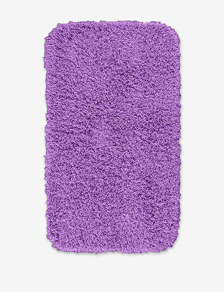 Garland Rug Purple Bath Rugs & Mats