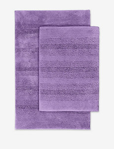 Garland Rug Purple Bath Accessory Sets Bath Rugs & Mats