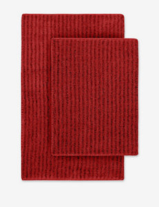 Garland Rug Red Bath Accessory Sets
