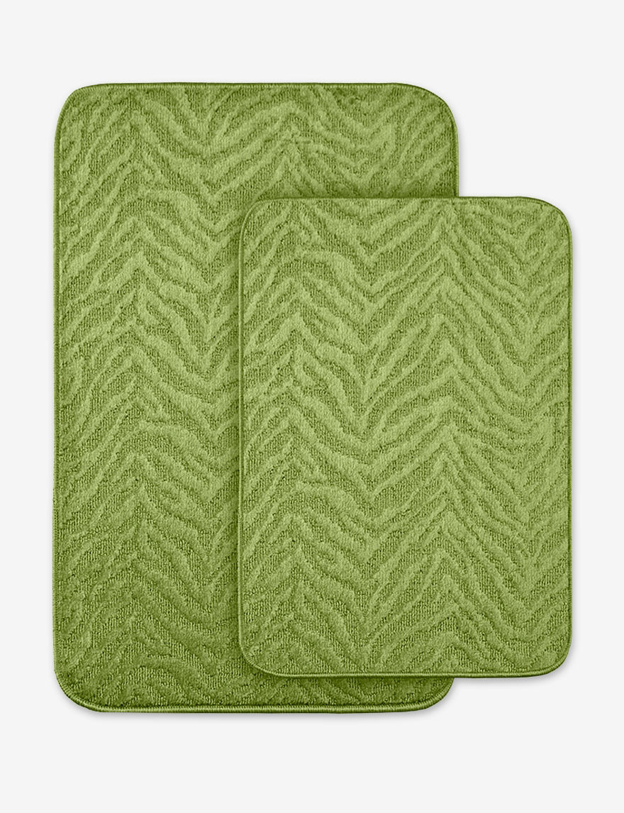 Garland Rug Lime Bath Rugs & Mats