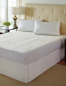 White Mattress Pads & Toppers