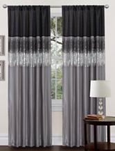 Lush Decor Night Sky Window Curtain Panel