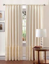 Lush Decor Paloma Window Curtain Panel