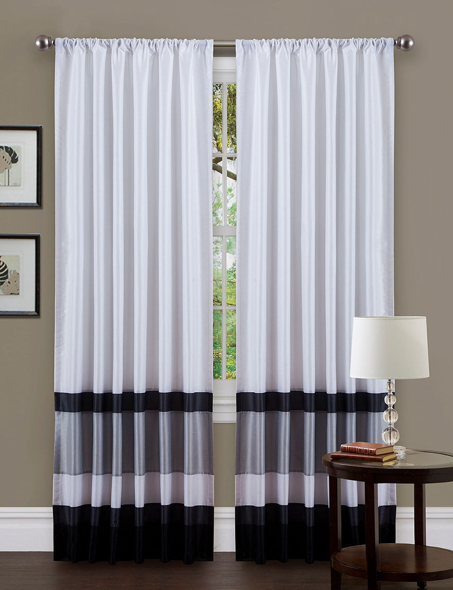 Lush Decor  Curtains & Drapes