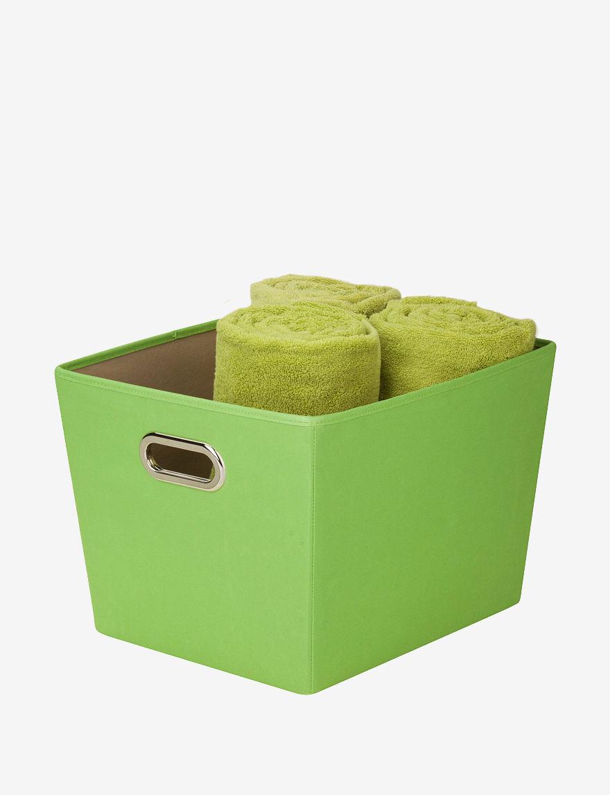 Honey-Can-Do International Green Cubbies & Cubes Storage & Organization
