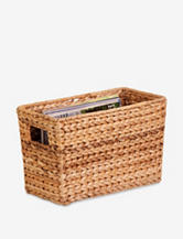 Honey-Can-Do Banana Leaf Magazine Basket