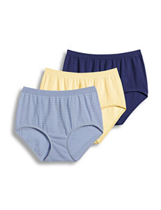 Jockey 3-pk. Comfies Hipster Panties
