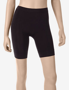 Jockey Black Slips & Shapewear Boyshort
