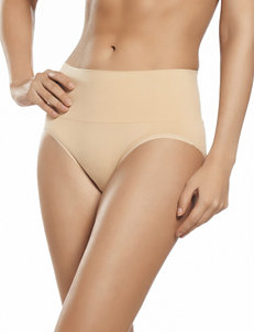Jockey Light Beige Slips & Shapewear Full Coverage
