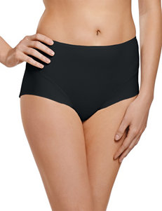 Jockey Black Slips & Shapewear Briefs High Waist