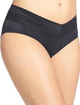 Warner's® No Pinch Lace Trim Hipster Panties