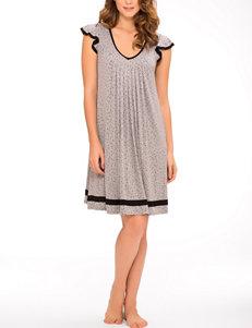 Ellen Tracy Silver Nightgowns & Sleep Shirts