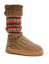 Muk Luks Safari Slippers