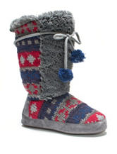 Muk Luks Jewel Slippers