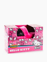 Hello Kitty Boxed Pink Slippers