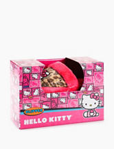 Hello Kitty Boxed Leopard Slippers