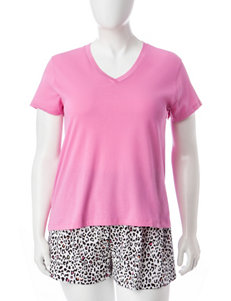 Hue Begonia Plus-size Sleep Top