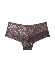 René Rofé Mixed Intentions Allover Lace Hipster Panties