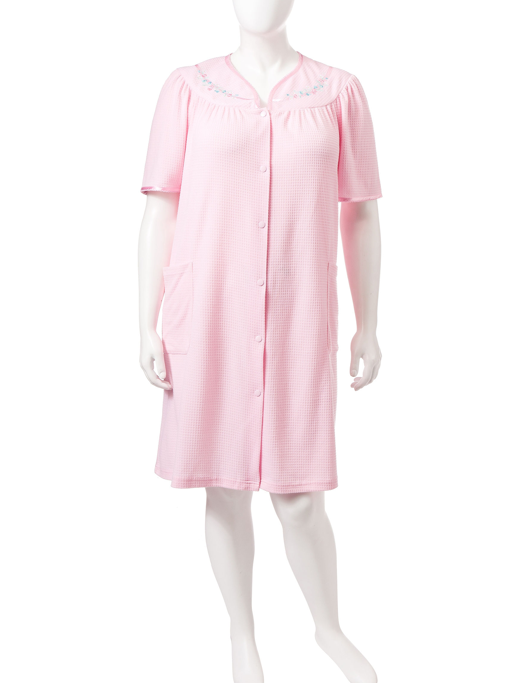 Jasmine Rose Pink Robes, Wraps & Dusters