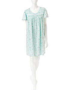 Aria Ditsy Floral Print Sleep Gown