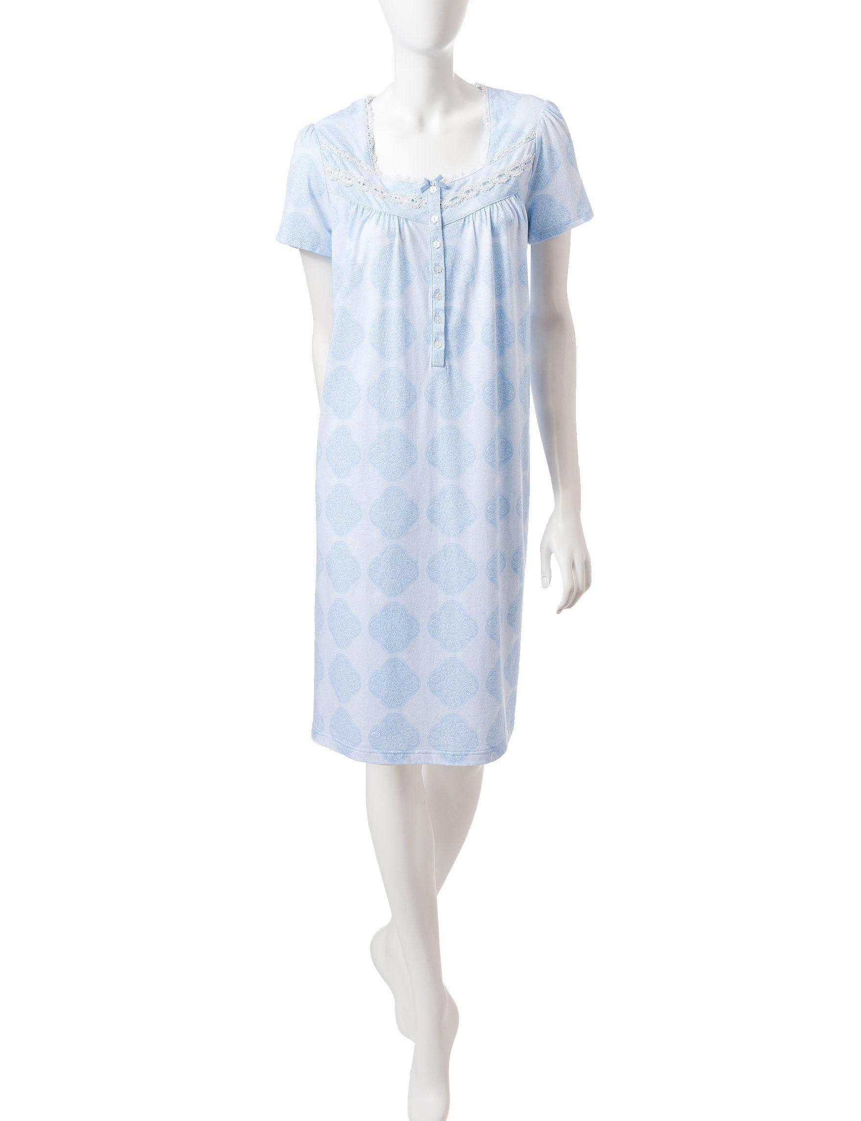 Jasmine Rose Blue House Dresses