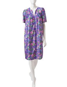 Granada Purple Robes, Wraps & Dusters