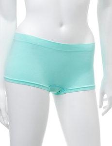 B Intimates Mint Panties Boyshort